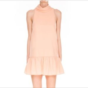 The fifth label river city dress in Peach